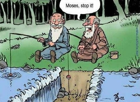 moses joke